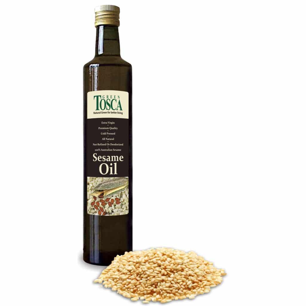Green-Tosca-Sesame-Oil