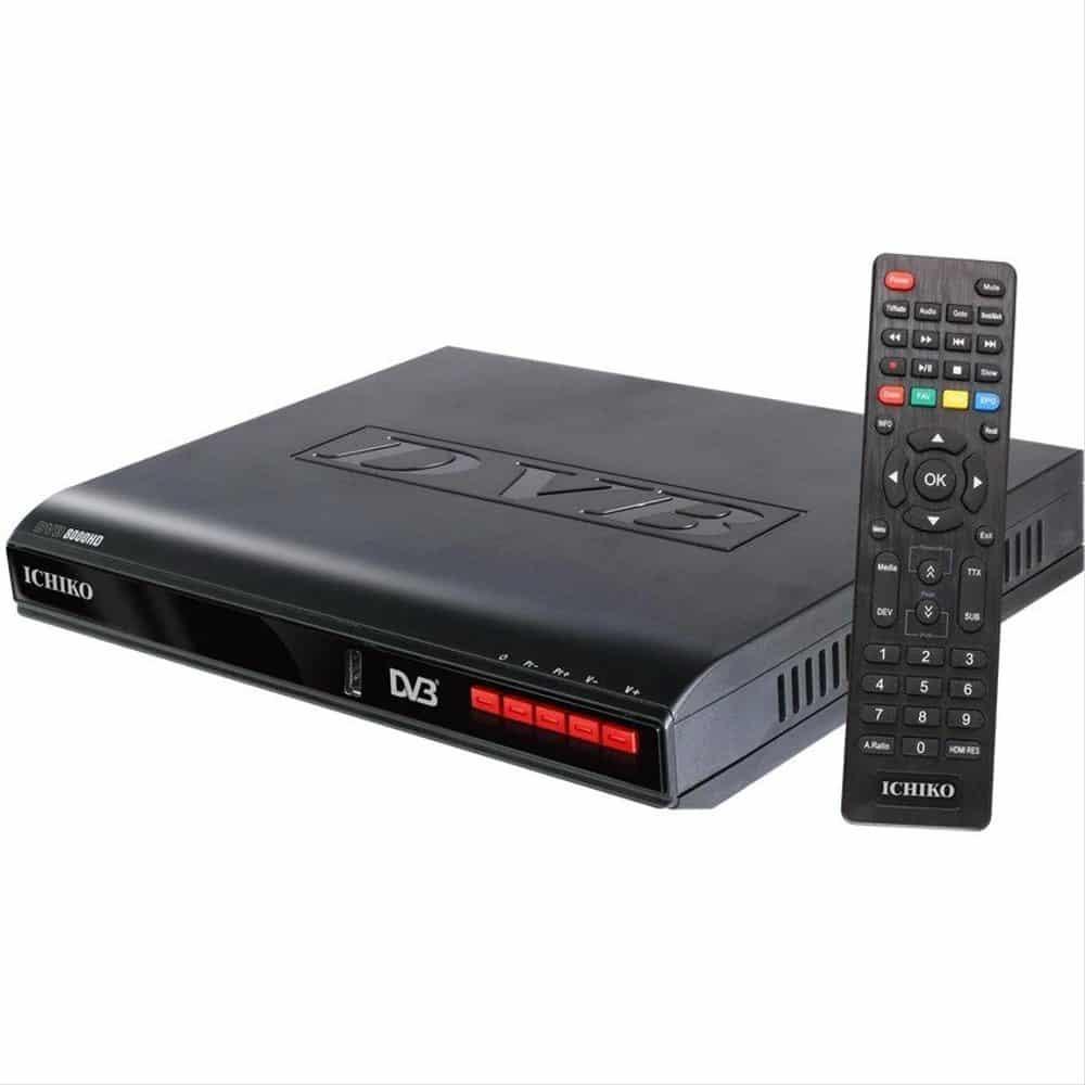 ICHIKO-DVB-T2
