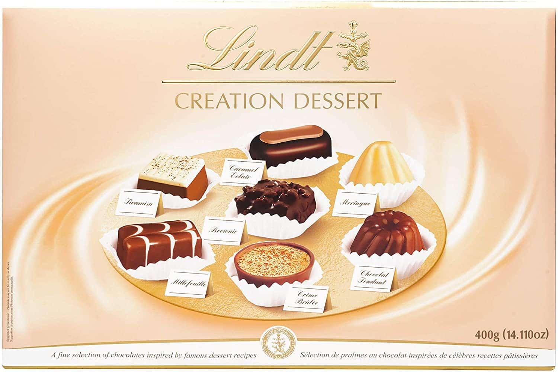 Lindt-Dessert
