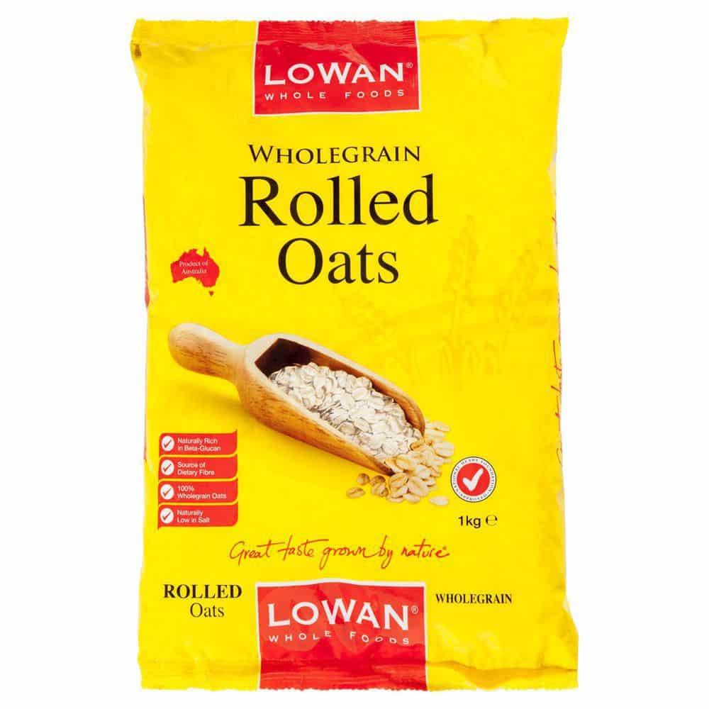 Lowan-Rolled-Oat