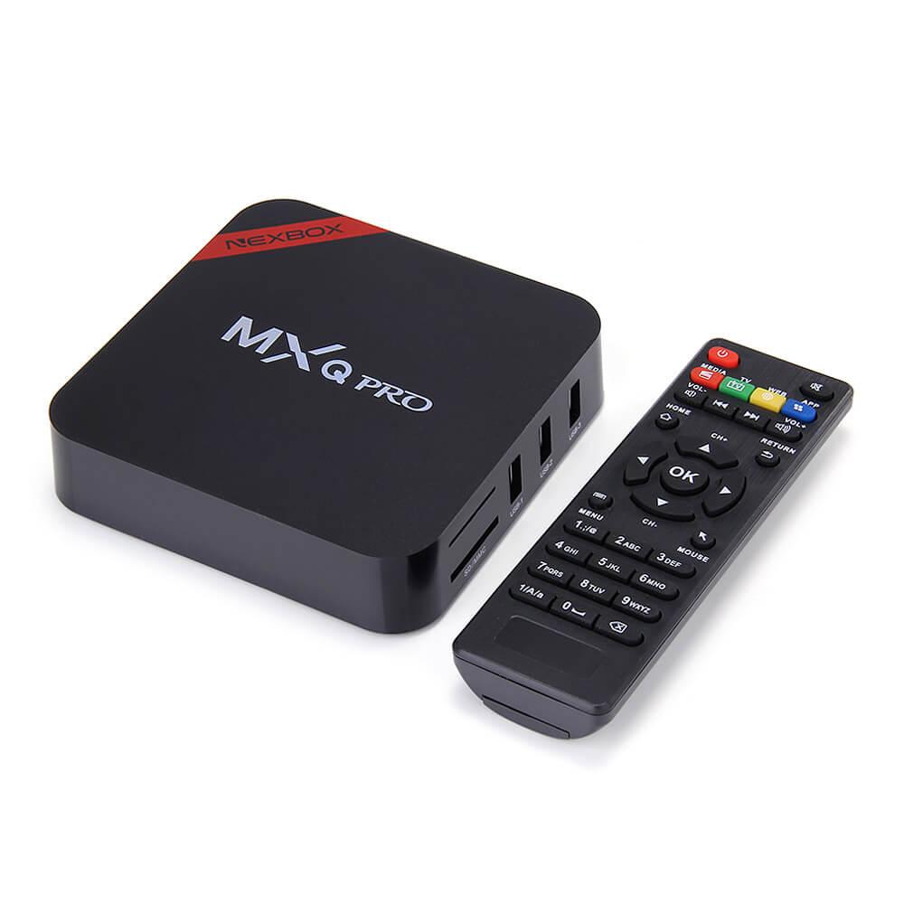 MXQ-Pro-4K-S905