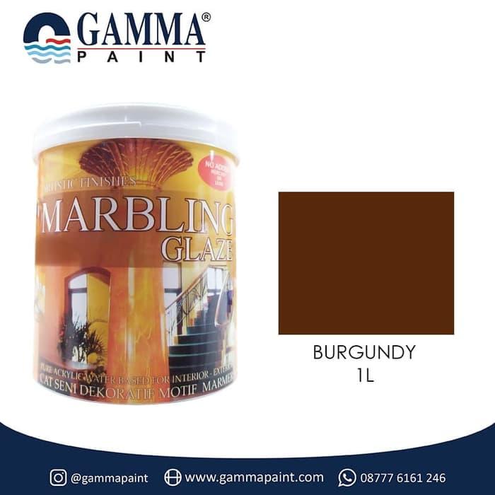 Marbling-Glaze-Burgundy