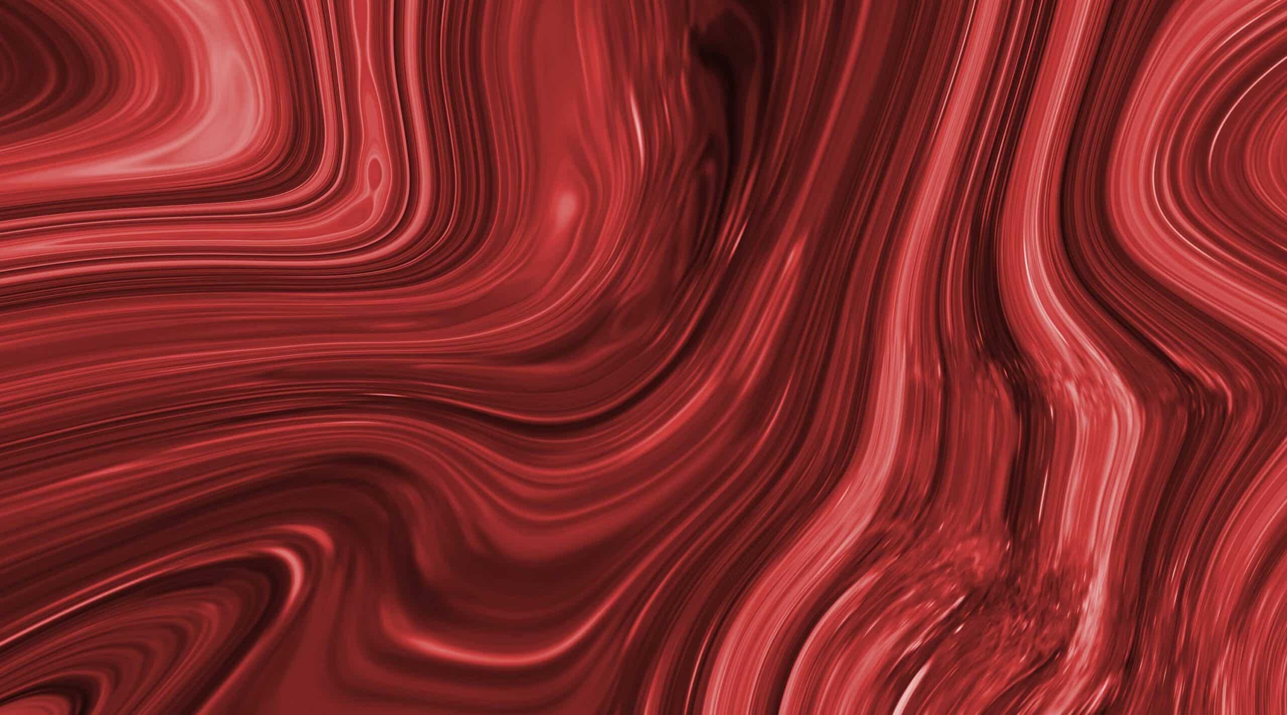 Marbling-Glaze-Rose-Red