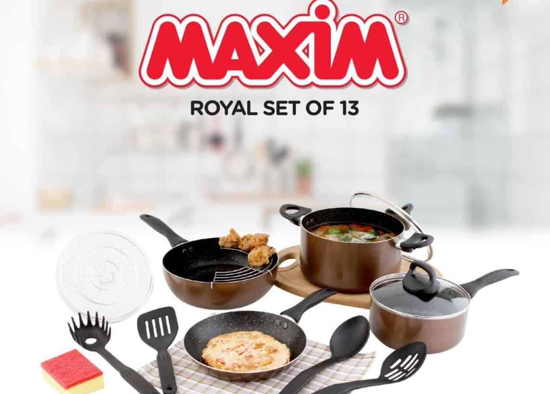 Maxim-Wajan-Set