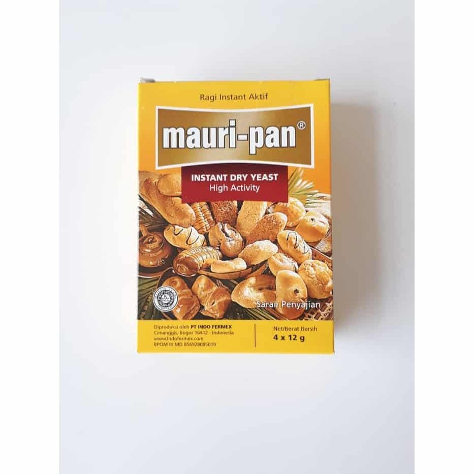 Ragi-Mauri-Pan