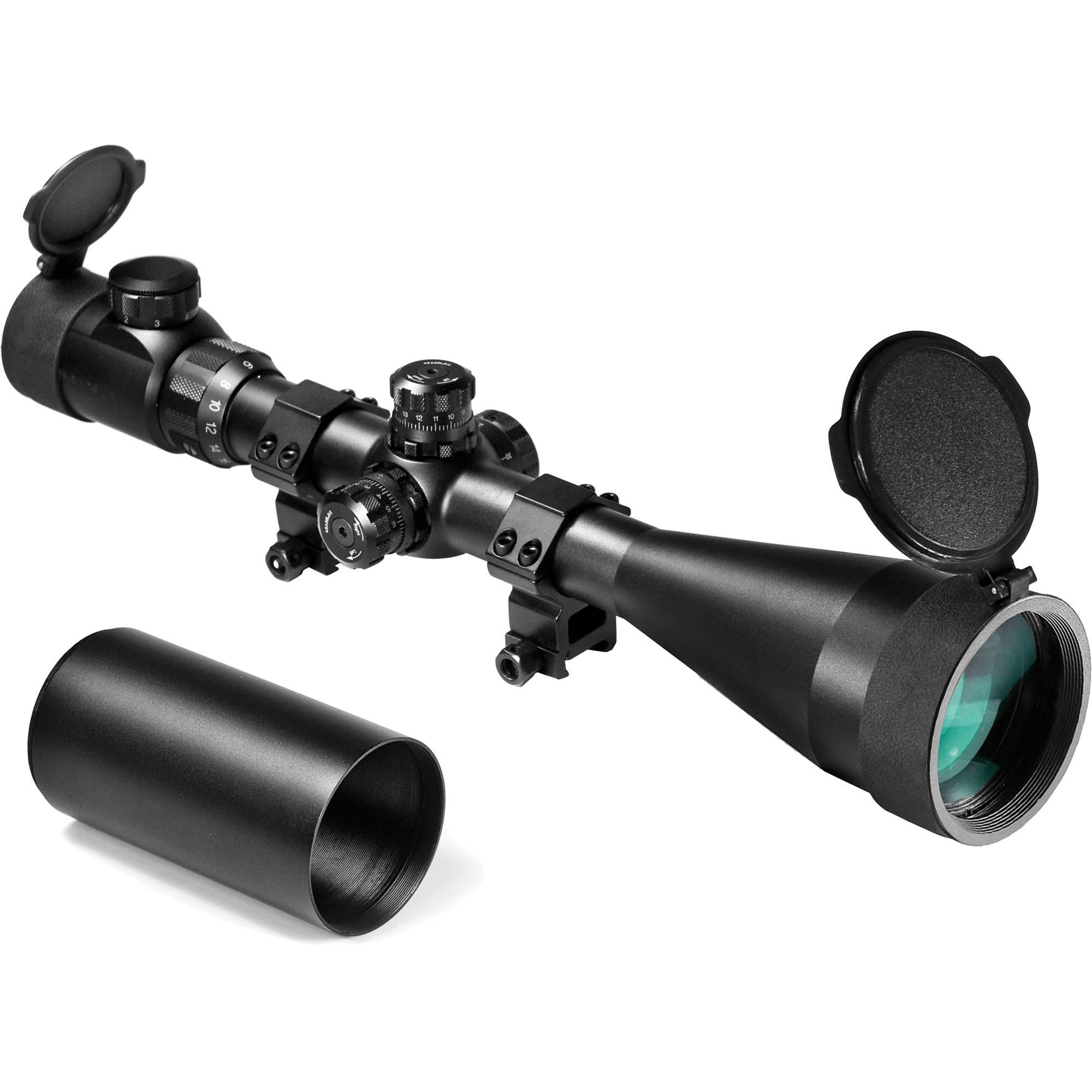 Riflescope-BARSKA-SWAT-6-24X60-IR