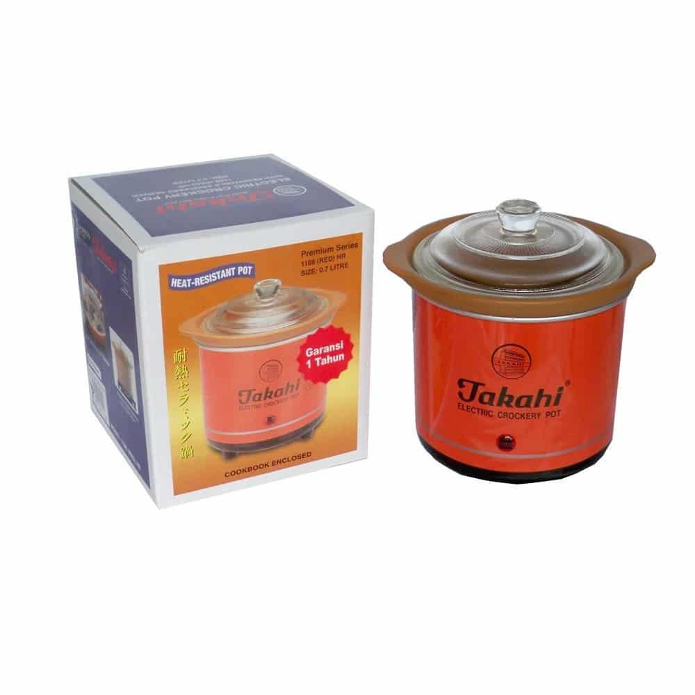 Takahi-Slow-Cooker-0.7LT-Heat-Resistant