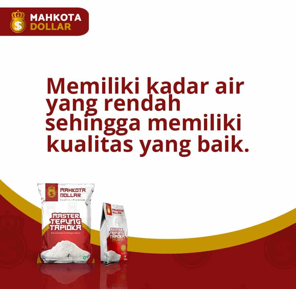 Tepung-Tapioka-Murni-Mahkota-Dollar