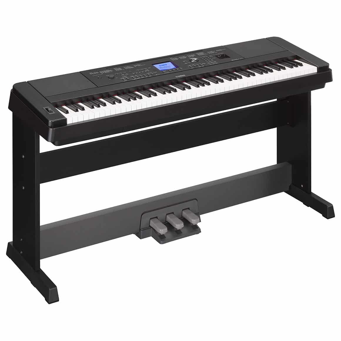 Yamaha-Digital-Piano-DGX-660-BW